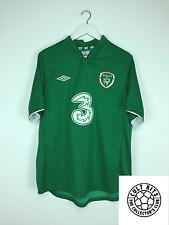 IRELAND 12/14 Home Football Shirt (XL) Soccer Jersey Republic Umbro