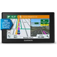 "Garmin Nuvi DriveSmart 51 NA LMT-S-R  5"" GPS Navigation System  010-N1680-02"