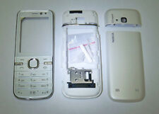 White Housing cover fascia facia faceplate case for Nokia 6730 white