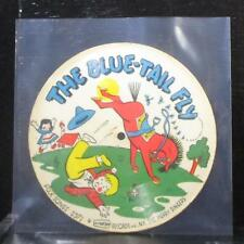 "Merry Singers - The Blue-Tail Fly / Funiculi, Funicula 7"" VG Vinyl 78 PicturTone"