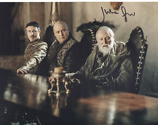 JULIAN GLOVER Signed 10x8 Photo GRAND MAESTER PYCELLE In GAME OF THRONES COA