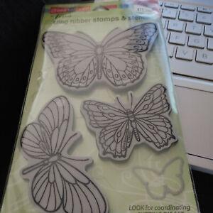 Stampendous  - Butterflies