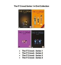 THE IT CROWD COMPLETE COLLECTION PART 1 2 3 4  NEW & SEALED UK R2 DVD