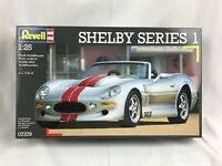 2000 Revell Shelby Series I Model Kit #07379 New in Box Factory Sealed
