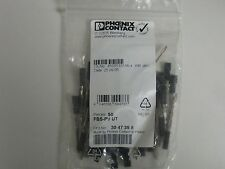 Phoenix contact double deck terminal blocks jumpers 3047358 FBS-PV UT new sealed