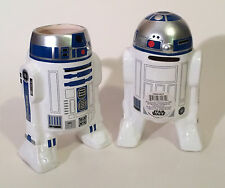 Sculpted Star Wars R2-D2 Ceramic Mug and Ceramic Coin Bank Set - New Unused