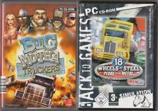Big Mutha Truckers + 18 Wheels of Steel Pedal to the Metal Spedition Aufbau PC