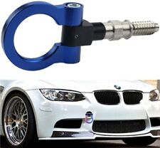 BLUE TOW HOOK FOR BMW E60 E63 E65 E46 E81 E30 E36 E90 E91 E92 E93 F10 F30 M3 M5