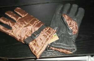 Kentucky Tactical Supply Rugged Outerwear Lined Insulated Winter Ski Brown Glove