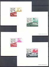 REP MALI 4 x EPREUVE DE LUXE -VF CARS