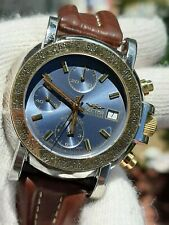 Sector Golden Eagle Watch 21951037 Chronograph Automatic Two Tone Mens 42mmSwiss