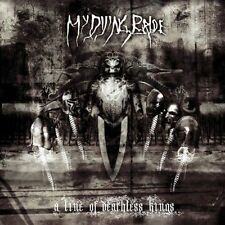 My Dying Bride - Line of Deathless Kings (Peaceville) Anathema Paradise Lost