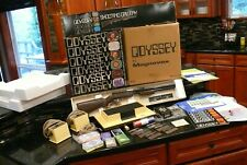 MAGNAVOX ODYSSEY 1 Vintage Electronic TV Console Game System 1TL200 ✨RARE+GUN✨