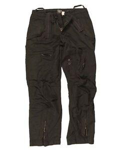 Fliegerhose Co prewash schwarz, Camping, Outdoor, Military  -NEU-