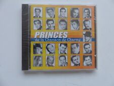 CD Album Princes de la chanson de charme REDA CAIRE GUY MARLY   CLAVEAU DEGUELT