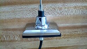 FORD Mercury AM FM Antenna 1965-73 Mustang Comet Square Base w/ Removeable Mast