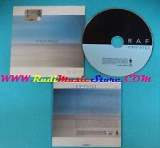 CD Singolo  RAF Infinito ITALY PROMO 2001 CARDSLEEVE no mc lp vhs dvd(S25)
