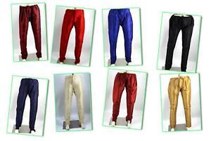 Churidar Pyjama For Men - Art Silk  Pajama for Man - Men Accessories