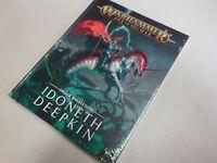 Idoneth Deepkin Battletome: Warhammer Age of Sigmar - Factory Sealed - New