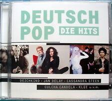 CD Deutsch Pop Die Hits Various Deichkind Rosenstolz u.a.