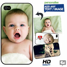 Personalised Custom PHOTO Phone Case Cover for Apple iPhone Samsung Galaxy Gift