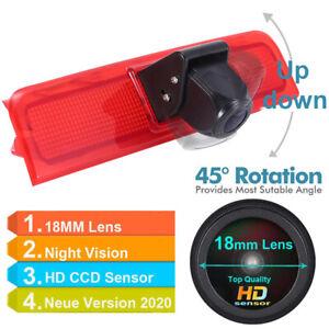 Car rear view reverse Camera for VW Caddy Life 2K Facelift lll Brake light vans