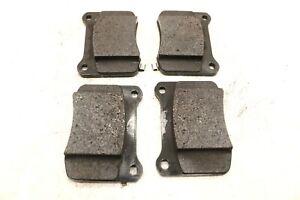 NEW OEM Brembo Disc Brake Pad Set Rear 04466-0W031 for Lexus IS F 2008-2014