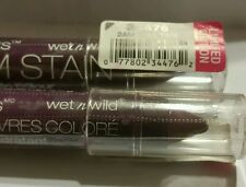 Wet and wild megaslicks balm stain 34476 2am call time moisturizing lip color