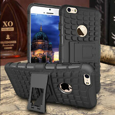 Apple iPhone 6 Plus Case (STURDY) Heavy Duty Hybrid Shell Case Kick Stand Cover