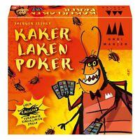 Schmidt Spiele Kakerlakenpoker Drei Magier Kartenspiel Spielkarten Spiel