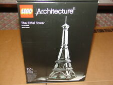 LEGO ARCHITECTURE 21019 THE EIFFEL TOWER BRAND NEW BOX CREASED