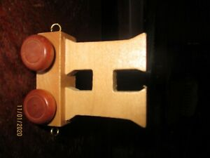 Wooden Letter Initial H