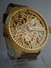 Jaeger Le COULTRE Movement SKELETON LUXURY ENGRAVING Marriage