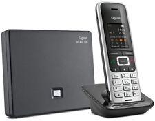 Gigaset S850 A GO Platin-Schwarz Schnurlostelefon Freisprechen Bluetooth NEU OVP