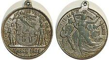 Médaille Militaire Souvenir du Tirage au Sort Classe 1903 A.Duseaux