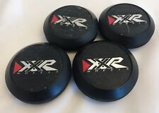 XXR Black Wheel Center Cap (QTY 4) # cap654