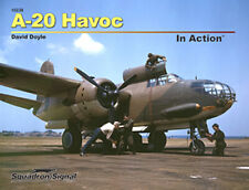 A-20 Havoc in Action (2015 edition) (Squadron Signal 10238)