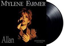 """Mylene Farmer - Allan [New 7"""" Vinyl] 45 Rpm, Ltd Ed, France - Import"""