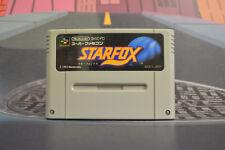 STARFOX SFC SUPER FAMICOM TRANSPORT MULTIPLE