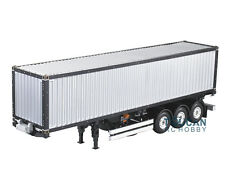 1/14 Hercules RC 40 Foot Container Truck Semi-Trailer KIT Assembly Set