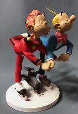 fantasio /& spip Spirou-figurine premium sweets léo-spirou