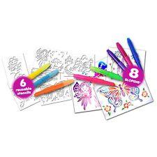 John Adams stylos Blopens Aérographe Fantasy Set enfants activité créatrice Couleur Stylos cadeau
