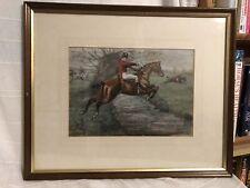 George Finch Mason Original Watercolour
