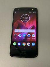 Used - Fair Motorola Moto Z Force 2nd Generation - 64 GB - Lunar Grey (Unlocked)