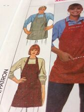 Simplicity 9245 Apron Learn To Sew  Unisex