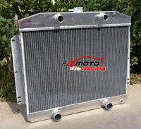 62MM Aluminum Radiator FOR Mercury WIth Flathead V8 engine 1949-1951 1950 Manual