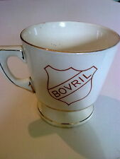 Arklow Pottery Bovril advertising mug cup Ireland Irish