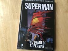 Superman, Death Of Superman Dc Graphic Novel Collection! Look In The Shop!