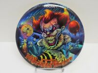 New Discraft Limited Edition Halloween Glo Buzzz Full Foil Mid Range 175-176