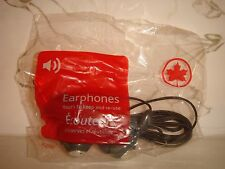 Brand New Air Canada Earphones
